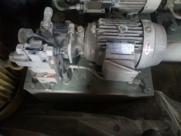 유압 유니트 2.2KW 4P 40L  200~220V