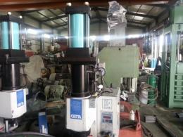 (주)현대기전 5톤 C형 탁상유압프레스 [HHP-5]