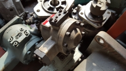 TOYOOKI 가변베인펌프 [HVP-VC1-G26A2-B]