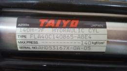 TAIYO 유압실린더 [FLA40C140B65-ABE4]