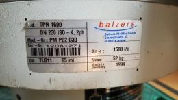 Balzers-PFEIFFER 진공터보펌프 [TPH-1600 // PM-P02-030]