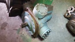 제일유압 유압모터 [JRC-600(B)-L-D]