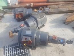 일진 60HP(45kW)6P380V모터+SQP321-38-21-11펌프