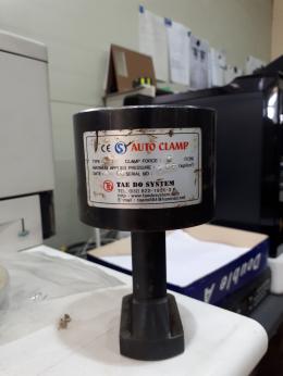 유압식오토클램프(6톤)