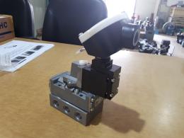 방폭공압밸브(4F410)
