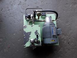 유압유니트(리프트밸브 모터 440V 2마력 탱크 10리터 )