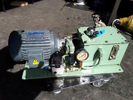 유압유니트 리프트밸브 2마력 모터440V