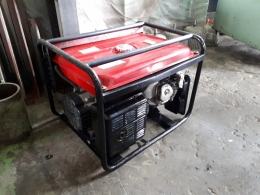 가솔린발전기