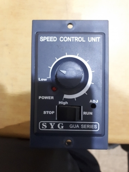 SYG 외부매립형속도조절장치 [GUA-C-60-B]