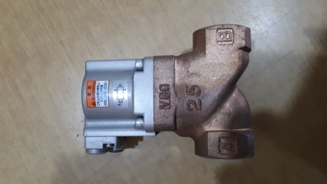 CKD 2포트(웨이)밸브 [SAB1W-25A]