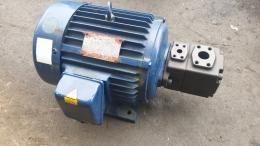 모터펌프 [5.5Kw4P220/380V+PV2R1]