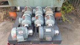 5HP모터+11CC기어펌프 (시대+ASEDA)