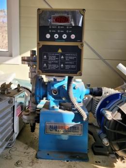 천세자동제어정량펌프