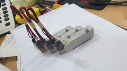 TPC 편솔레노이드밸브 [DV3140] DC24V 3개일괄판매