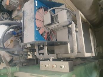 현대올레아 오일팬쿨러 [SQI-16-6-220/380V]