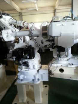 중고로봇, 중고로보트, 산업용로봇, 다관절로봇, 야스카와로봇, CR50 야스가와로봇
