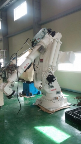 중고로봇, 중고로보트, 산업용로봇, 산업용 로보트, 나치로봇, SC400L, 다관절로봇, 6관절로봇, 나찌로봇