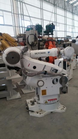 중고로봇, 중고로보트, CR130, 산업용로봇, 다관절로봇, 야스카와로봇, 용접로봇