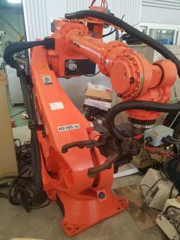 중고로봇, 중고로보트, 산업용로보트, 현대로봇, HI5, 6관절로봇, 핸들링 로보트, 현대로보트