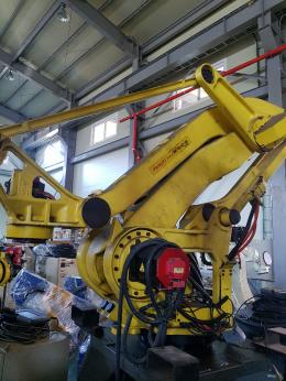 중고로봇, M410iB, 중고로보트, 산업용로봇, 로봇자동화, 로보트자동화, 화낙로봇, 화낙로보트