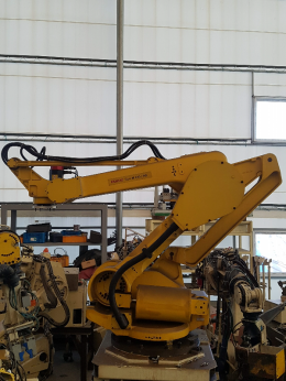 중고로봇, M410iHS, 중고로보트, 산업용로봇, 파레타이징로봇,  적재로봇, 화낙로봇, 화낙로보트