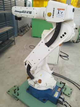 산업용로봇, 중고로봇, 다이헨로봇, ALMEGA 로봇, AX-MV16, 용접로봇, 용접로보트