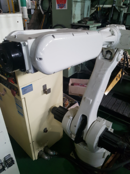 산업용로봇, 현대로봇, 중고로봇, HR015, 핸들링로봇, 중고로보트
