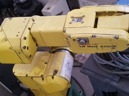 화낙로봇, 화낙로보트, 산업용로봇, 핸들링로봇, LR MATE 200iB, 로보트, 중고로봇, 중고로보트