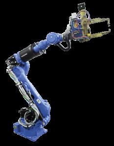 야스카와로봇, 산업용로봇, 스폿용접 로봇, 스폿트용접 로보트, MS210,  야스가와로보트, 로보트