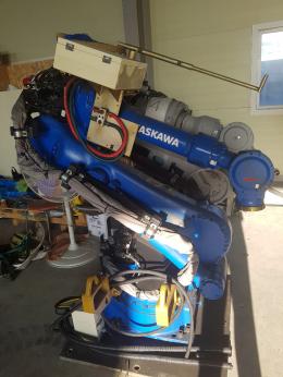 MS165, 용접로봇, 야스카와로봇, 산업용로봇, 중고로봇, 중고로보트, 로보트팔