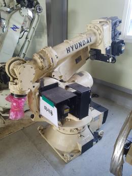 현대로봇, HX165, 산업용로봇, 용접로봇, 핸들링로봇, 파레타이징로봇, 현대로보트, 로보트