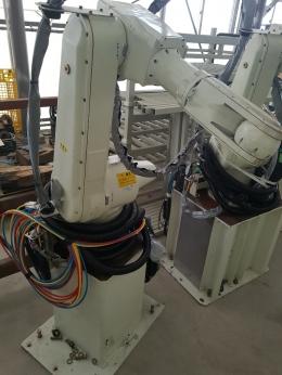 KF121, 가와사키로봇, 중고로봇, 페인트로봇, 산업용로봇, 도장로봇, 로보트팔, 로봇팔, KAWASAKI 로봇