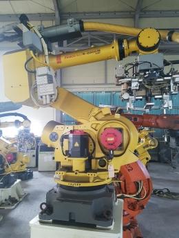 화낙로봇, 화낙로보트, R2000iB-165F, 산업용로봇, 산업용 로보트,  중고로봇, 중고로보트, FANUC  로봇
