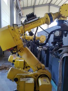화낙로봇, 화낙로보트, R2000iB-210F, 산업용로봇, 산업용 로보트,  중고로봇, 중고로보트, FANUC  로봇