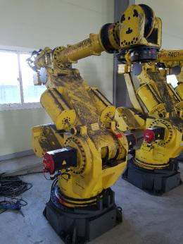 화낙로봇, 화낙로보트, S900iB-400, 산업용로봇, 산업용 로보트,  중고로봇, 중고로보트, FANUC  로봇