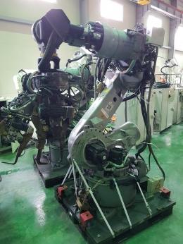 ES165D, 야스카와로봇, 핸들링로봇, 야스가와로보트, 스폿용접, 로봇암, 용접로보트, YASKAWA 로봇