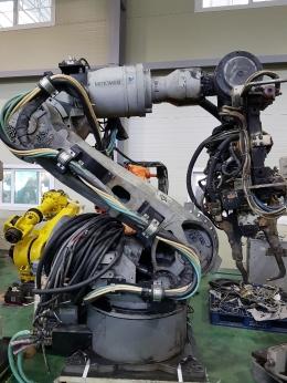 ES200N, 야스카와로봇, 핸들링로봇, 야스가와로보트, 스폿용접, 로봇암, 용접로보트, YASKAWA 로봇