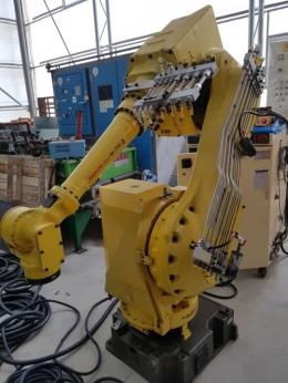 화낙로봇, 화낙로보트, M710iB/70, 산업용로봇, 산업용 로보트,  중고로봇, 중고로보트, FANUC  로봇