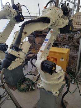OTC 다이헨 용접로봇 NB4L2-NEFK