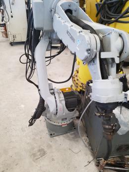 야스카와로봇, 산업용로봇, 용접로봇, 중고로봇, EA1400, 야스가와로보트, 로봇팔, 모토만로봇