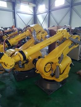 화낙로봇, 화낙로보트, R-2000iC/125L, 산업용로봇, 산업용 로보트,  중고로봇, 중고로보트, FANUC  로봇