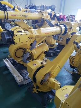 화낙로봇, 화낙로보트, M-710iC/70, 산업용로봇, 산업용 로보트,  중고로봇, 중고로보트, FANUC  로봇