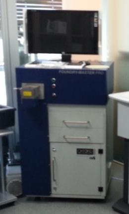 Foundry Master Pro - 금속성분분석기 OES 분광분석기