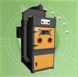 샌딩기, 블라스트, 샌드브라스트, 샌딩기계, Manual Type Air Blast M/C