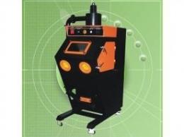 샌딩기, 블라스트, 샌드브라스트, 샌딩기계, Manual Type Air Blast M/C (중형