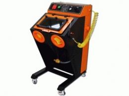 샌딩기, 블라스트, 샌드브라스트, 샌딩기계, Mini Manual Type Air Blast M/C