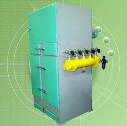 샌딩기, 블라스트, 샌드브라스트, 샌딩기계, Dust Collector 3HP, 샌딩용집진기
