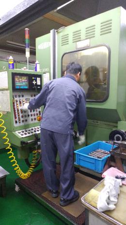 CNC기어연마기