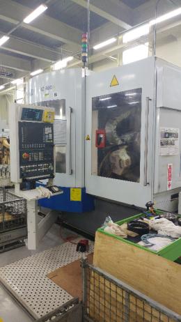 CNC 기어연마기, CNC 기어연삭기