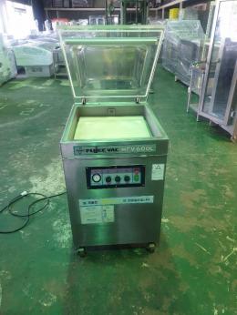 중고후지진공포장기 HFV-600L